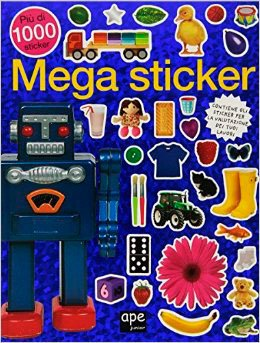 Mega Sticker