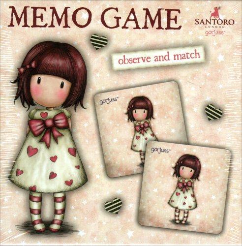 Memo Game - Observe And Match