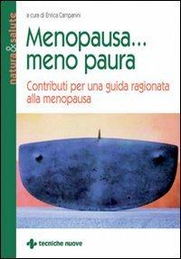 Menopausa meno paura