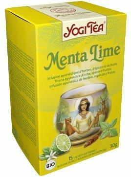 Yogi Tea - Menta Lime