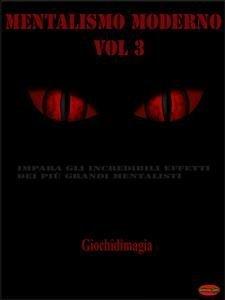 Mentalismo Moderno - Vol. 3 (eBook)