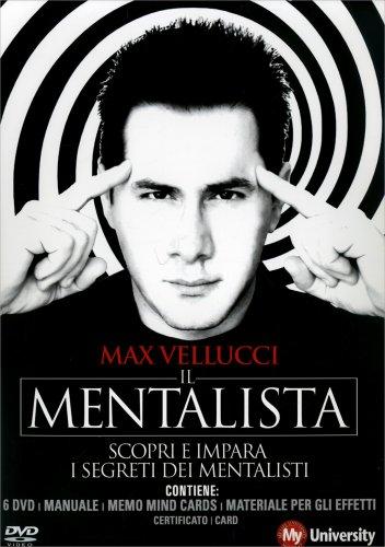 Il Mentalista - Corso Completo composto da 6 DVD con Manuale e Materiale per gli Effetti