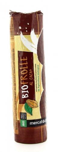 Biofrolle al Cacao - Quinoa, Zuchero di Canna e Miele