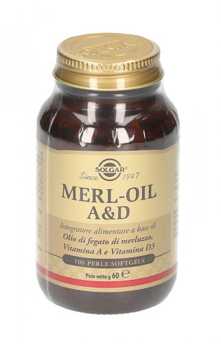 Merl-Oil A&D
