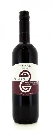 Merlot - Vino Biologico