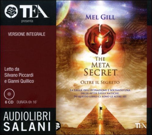 The Meta Secret - Audiolibro 6 CD Audio