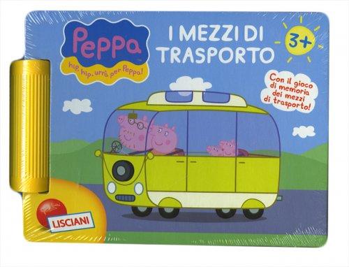 Peppa - I Mezzi di Trasporto