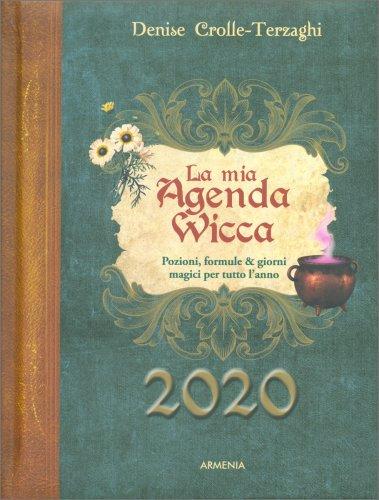 La mia Agenda Wicca 2019
