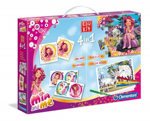 Mia and Me 4 In 1