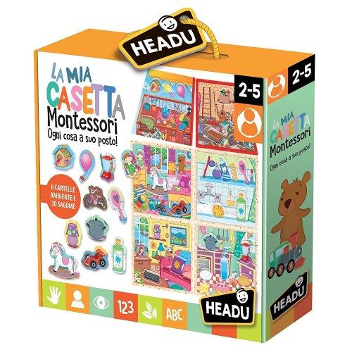 La Mia Casetta Montessori 2-5 Anni