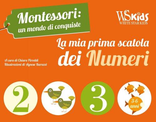 La Mia Scatola Montessori dei Numeri