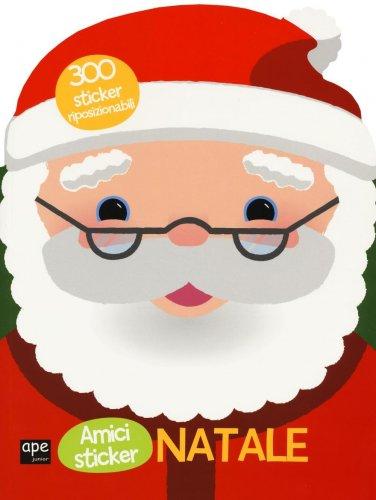 Amici Sticker - Babbo Natale