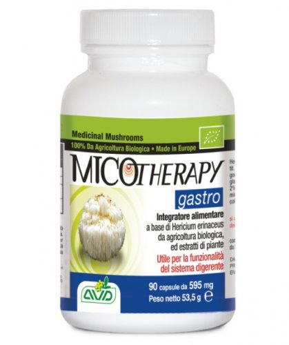 Micotherapy - Gastro