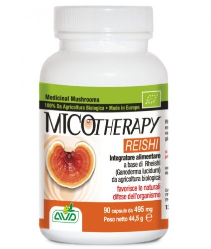 Micotherapy - Reishi