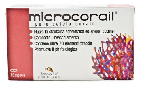 Microcorail - Puro Calcio Corallo con Microhydrin