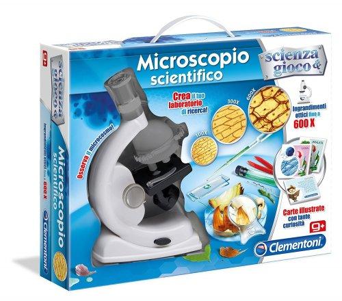 Microscopio Scientifico
