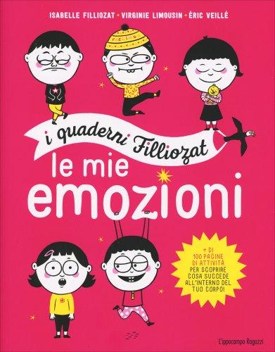 I Quaderni Filliozat - Le Mie Emozioni