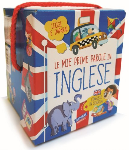 Le Mie Prime Parole in Inglese - In Scatola