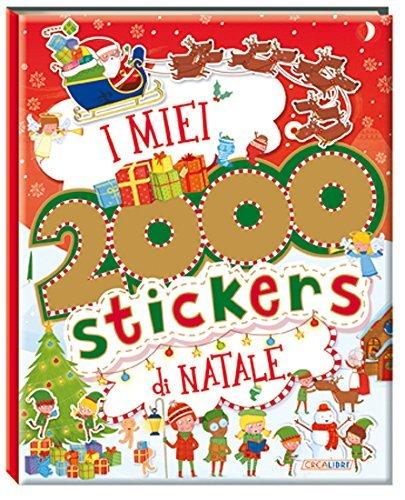 I Miei 2000 Stickers di Natale