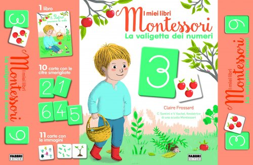 I Miei Libri Montessori - La Mia Valigetta dei Numeri