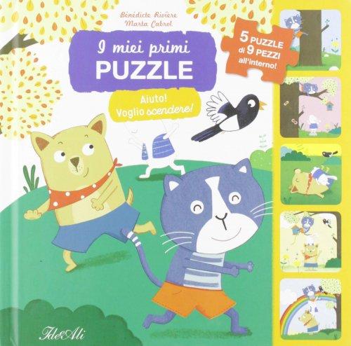 I Miei Primi Puzzle - Aiuto Voglio Scendere!