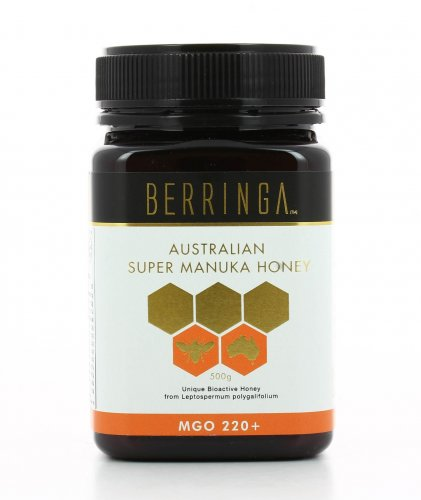 Miele Australian Super Manuka Active Mgo 220+