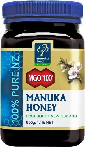 Miele di Manuka MGO 100 - 500 gr.