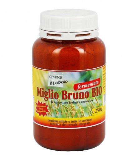 Miglio Bruno Bio in Polvere
