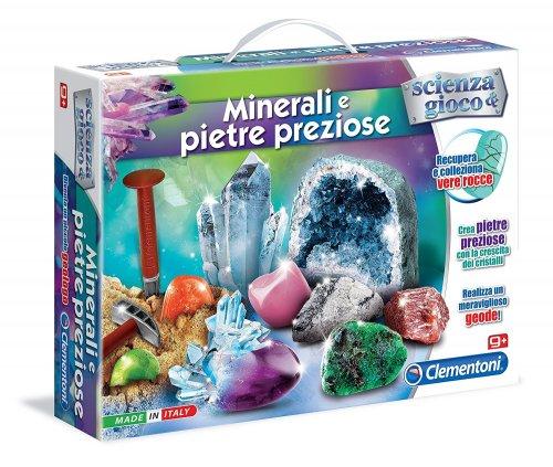 Minerali e Pietre Preziose