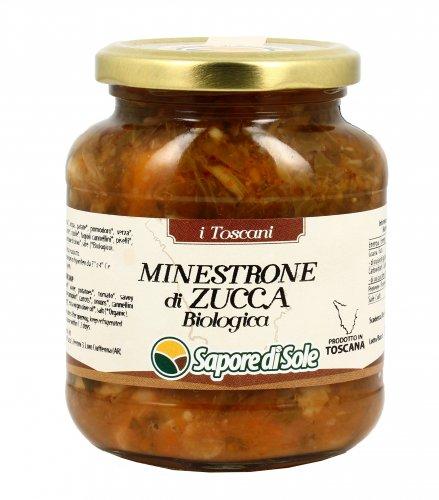 Minestrone di Zucca Bio
