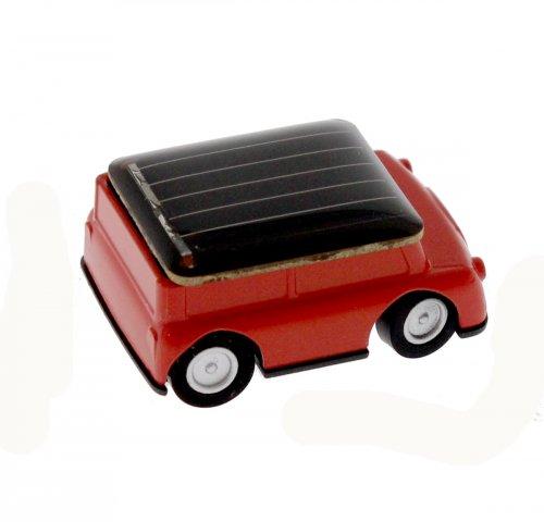 Mini Auto Solare Rossa