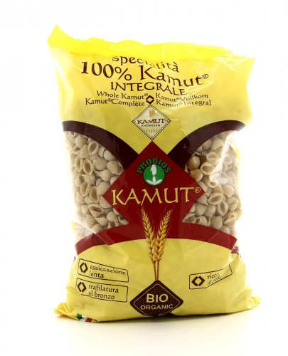 Mini Conchiglie KAMUT® - grano khorasan Integrale