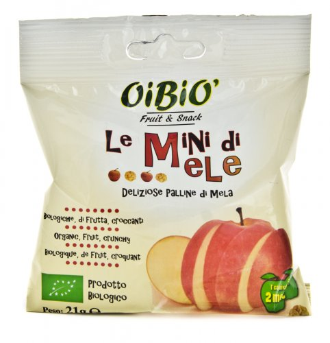 Snack Mini di Mele Bio