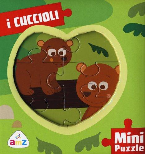 Mini Puzzle - I Cuccioli