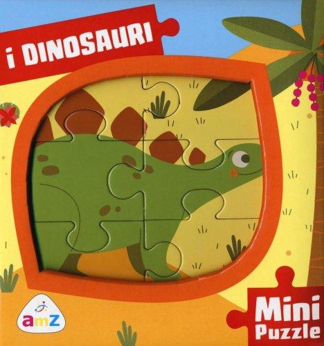 Mini Puzzle - I Dinosauri