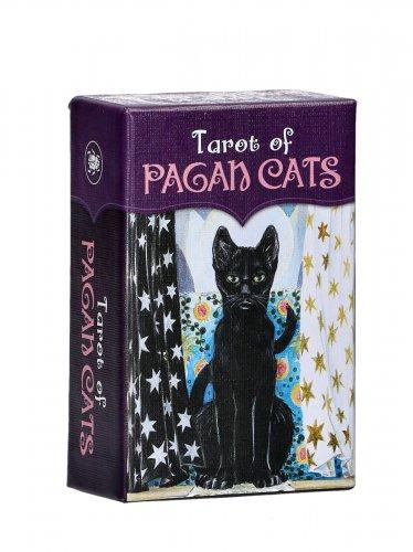 Tarocchi dei Gatti Pagani (Mini Tarocchi)