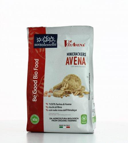 Mini Crackers di Avena - Vitavena