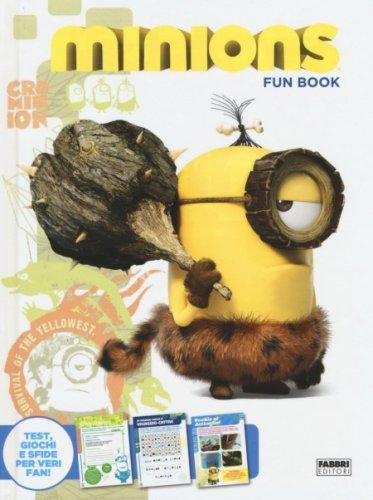Minions. Fun Book