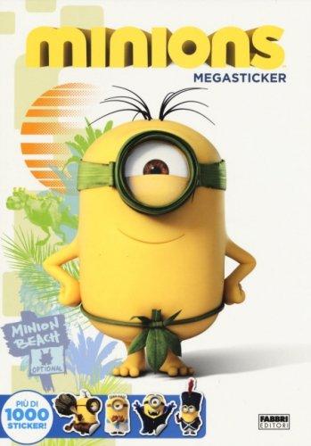 Minions. Megasticker