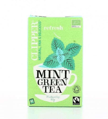 Clipper Tè Verde alla Menta