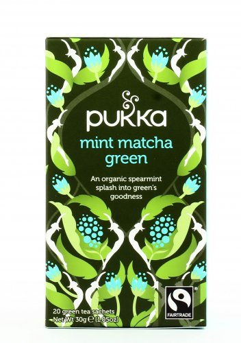 Mint Matcha Green