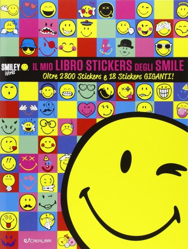 Il Mio Libro Stickers degli Smile