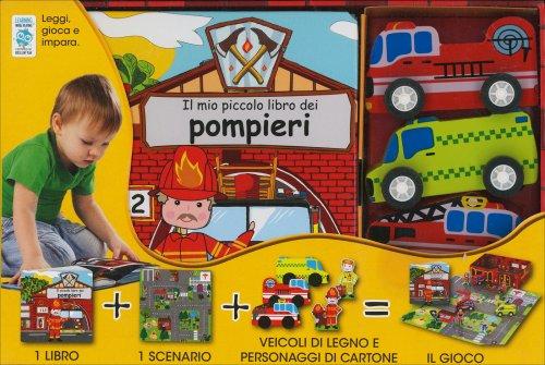 Il Mio Piccolo Libro dei Pompieri