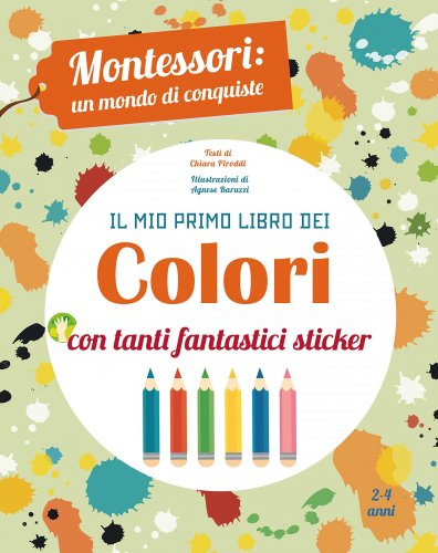 Il Mio Primo Libro dei Colori