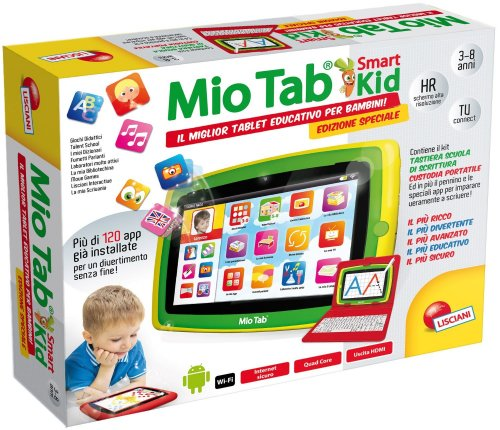 Mio Tab Smart Kid - Edizione Speciale