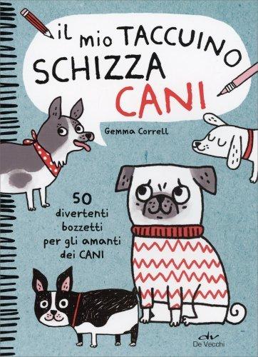 Il Mio Taccuino Schizza Cani