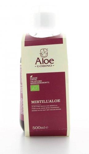 Aloe Puro Succo & Mirtillo Bio