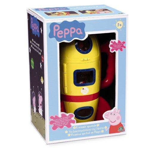 Il Missile Spaziale di Peppa Pig