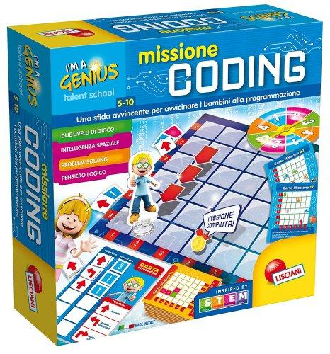 I'm a Genius - Missione Coding