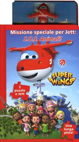 Super Wings - Missione Speciale per Jett: SOS Anmali